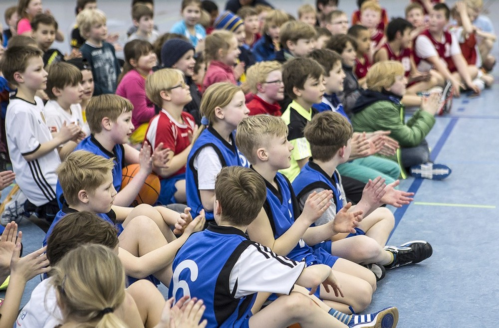 Meldet Euch an! Basketball Camp 2017