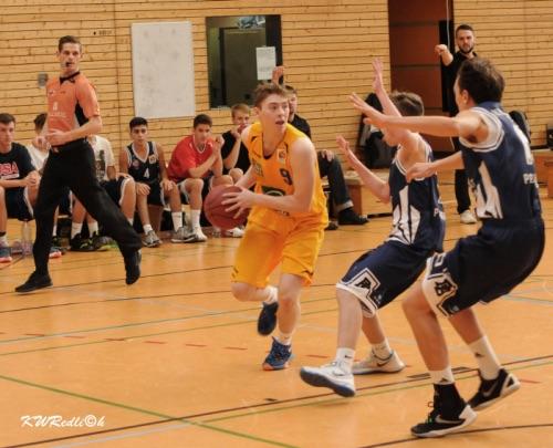 JBBL: Junior Löwen U16 gelingt erster Saisonsieg