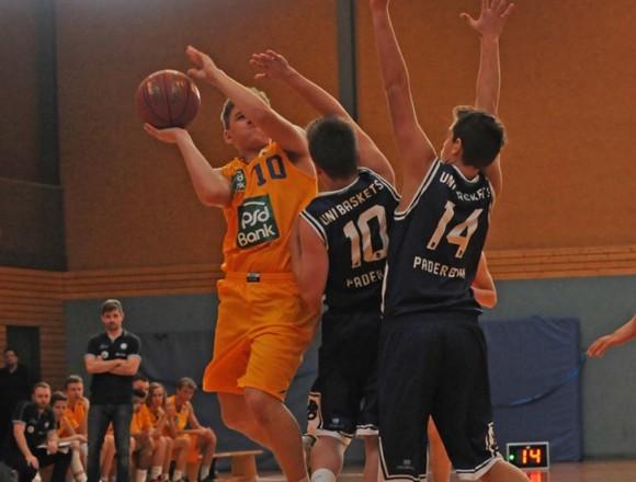 JBBL: Junior Löwen U16 siegen in Bremerhaven