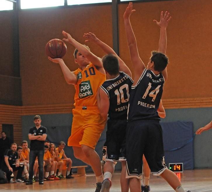 Trotz Niederlage: Junior Löwen U16 halten gut mit