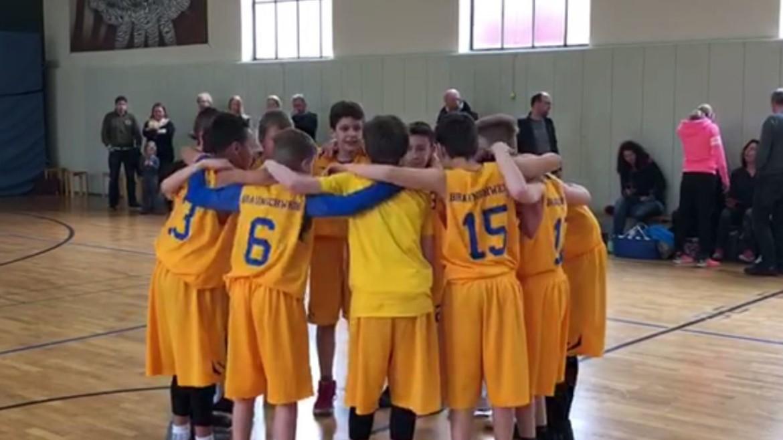 U11 bei den NBV-Bestenspielen in Osnabrück