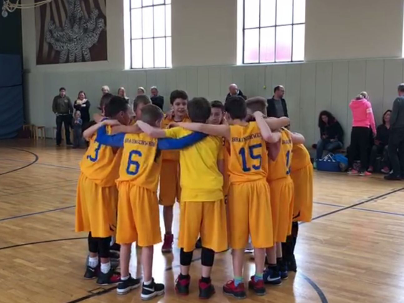 U12-1 bei den Bestenspielen in Oldenburg