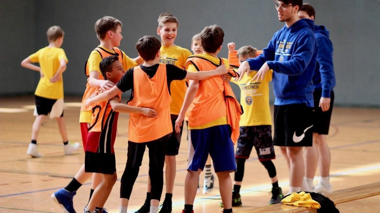 Basketball – Trainer gesucht!