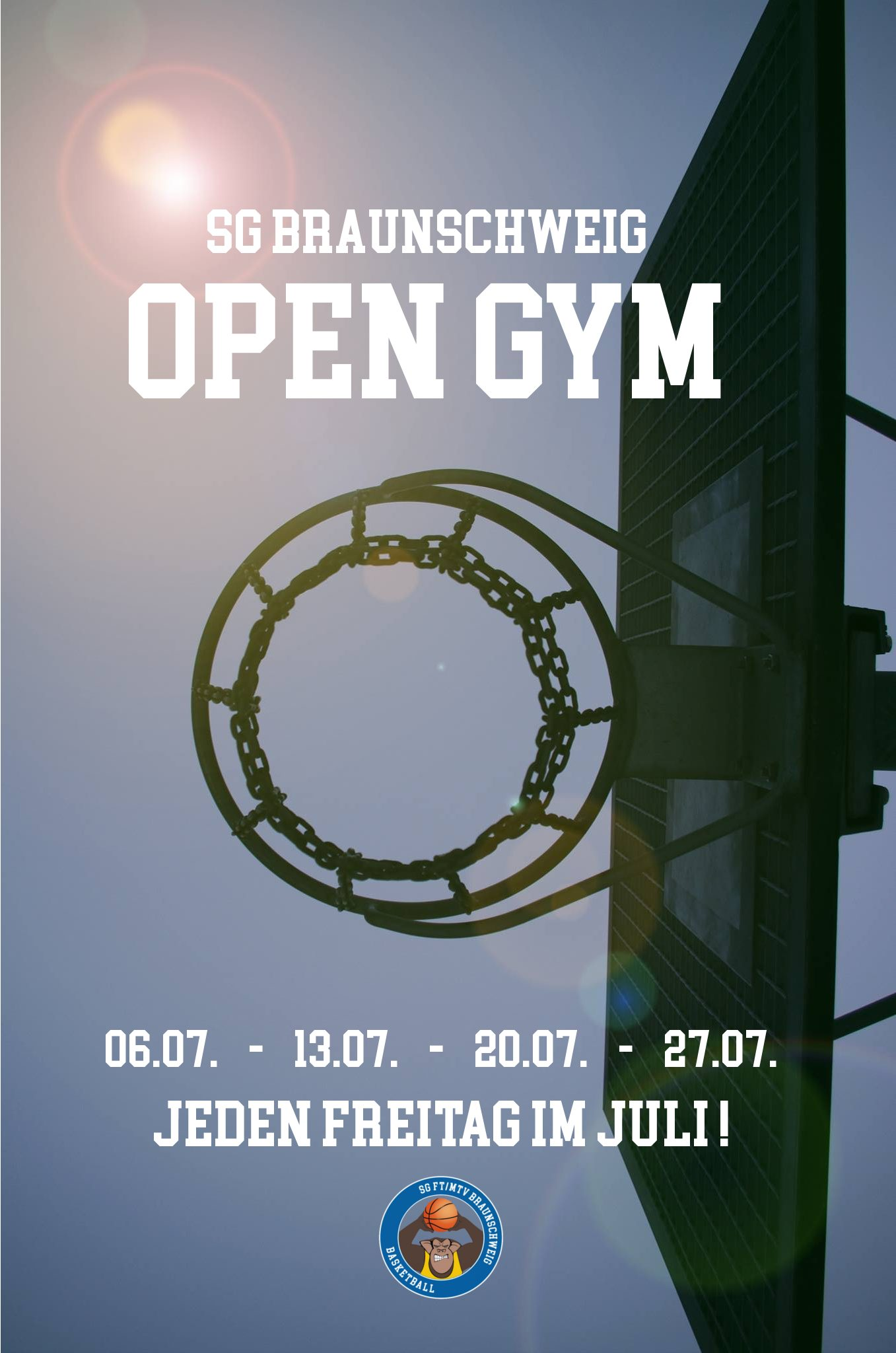 Open Gym 2018!
