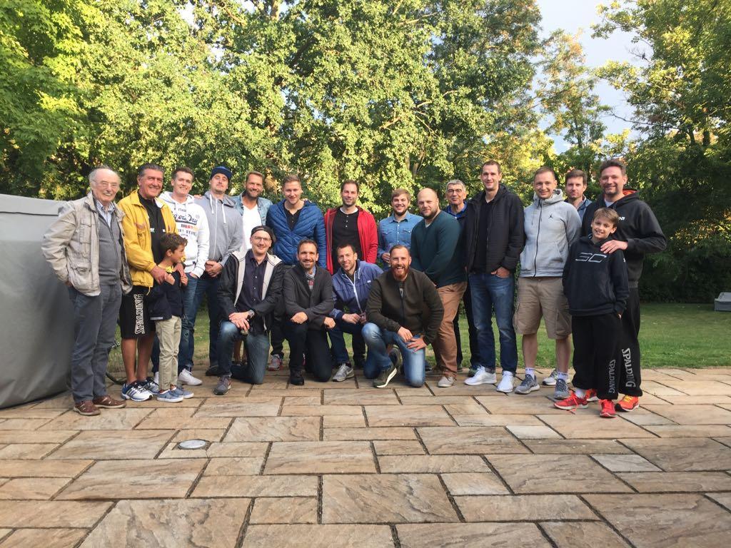 Ehemaligen-Treffen der SG Braunschweig