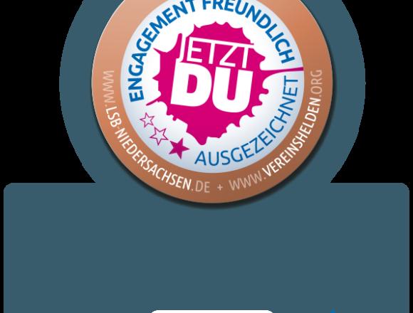 """SG Braunschweig als """"Engagementfreundlicher Sportverein"""" zertifiziert"""