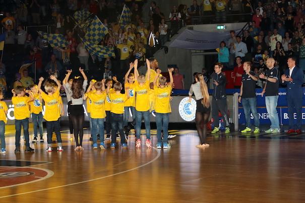 Die Chance: Bewerbt Euch als Spalierkinder bei den Basketball Löwen Braunschweig