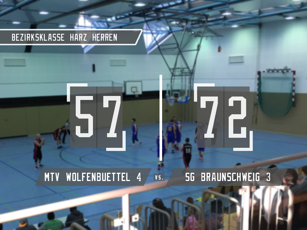 3. Herren gewinnt auswärts gegen Wolfenbüttel