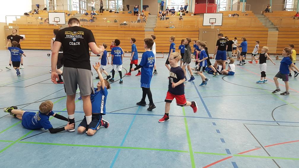 Jetzt anmelden! Sommercamp der SG Braunschweig