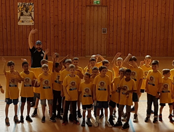 Jugendteams der SG beim Season Opening der JBBL und NBBL
