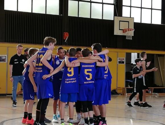 Toller Saisonstart für die U14 in der Landesliga