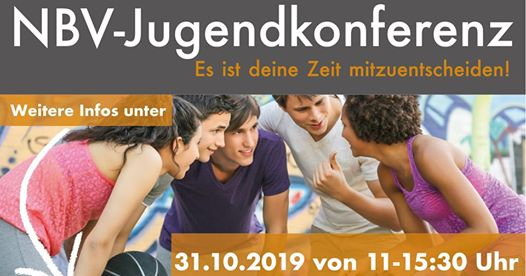 Einladung zur Jugendkonferenz 2019
