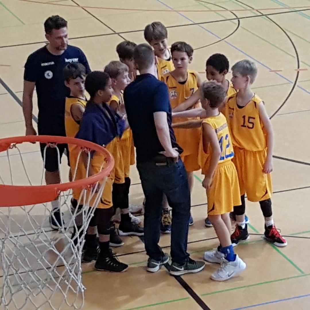 Siege der U11 und U12 gegen den ASC Göttingen