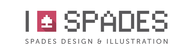 Spades Design & Illustration