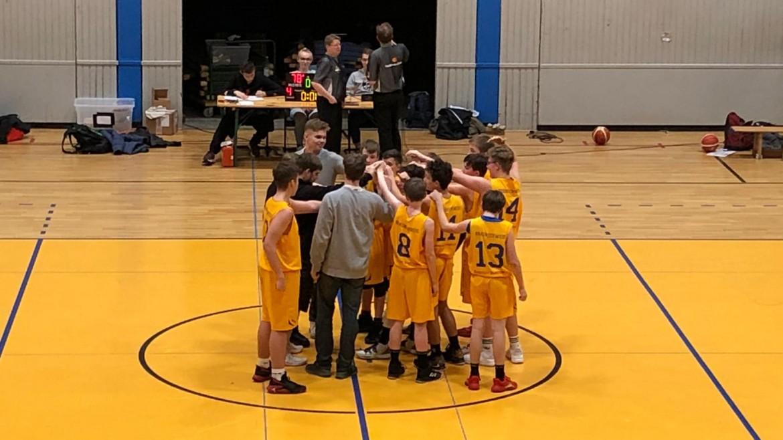 U14 gewinnt in der Landesliga gegen Göttingen