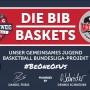 BIB Baskets: Gemeinsames JBBL-Projekt mit SG Braunschweig und TV Jahn Honeybadgers
