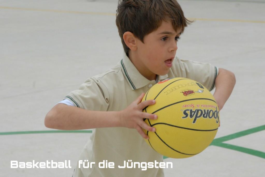 Basketball für die Jüngsten