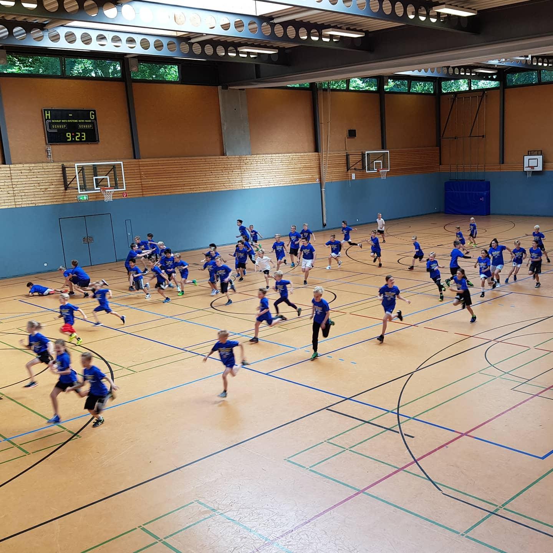 Basketball Sommercamp 2020 startet