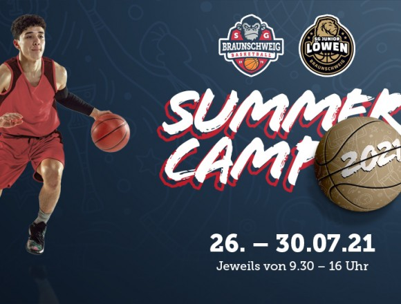 Basketball Sommercamp 2021